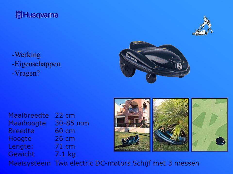 De Auto Mower (grasmaaier) Door: Jan Mangnus