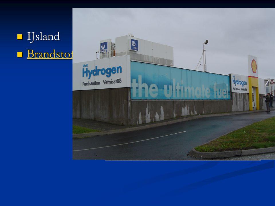 IJsland IJsland Brandstofcel Brandstofcel Brandstofcel