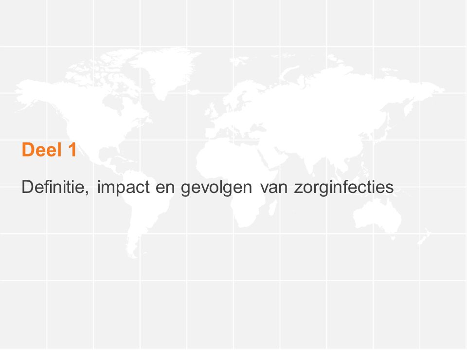 MRSA in België WIV-surveillance (NSIH)