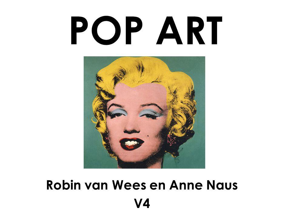 POP ART Robin van Wees en Anne Naus V4