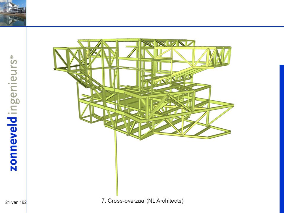 21 van 192 7. Cross-overzaal (NL Architects)