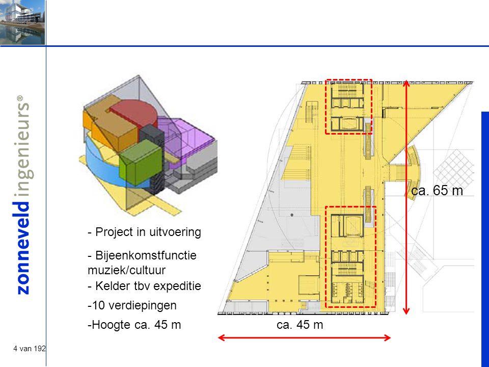 4 van 192 - Kelder tbv expeditie -10 verdiepingen -Hoogte ca.