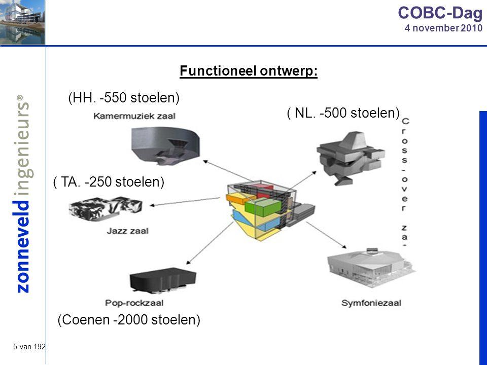 5 van 192 COBC-Dag 4 november 2010 (HH.-550 stoelen) ( NL.