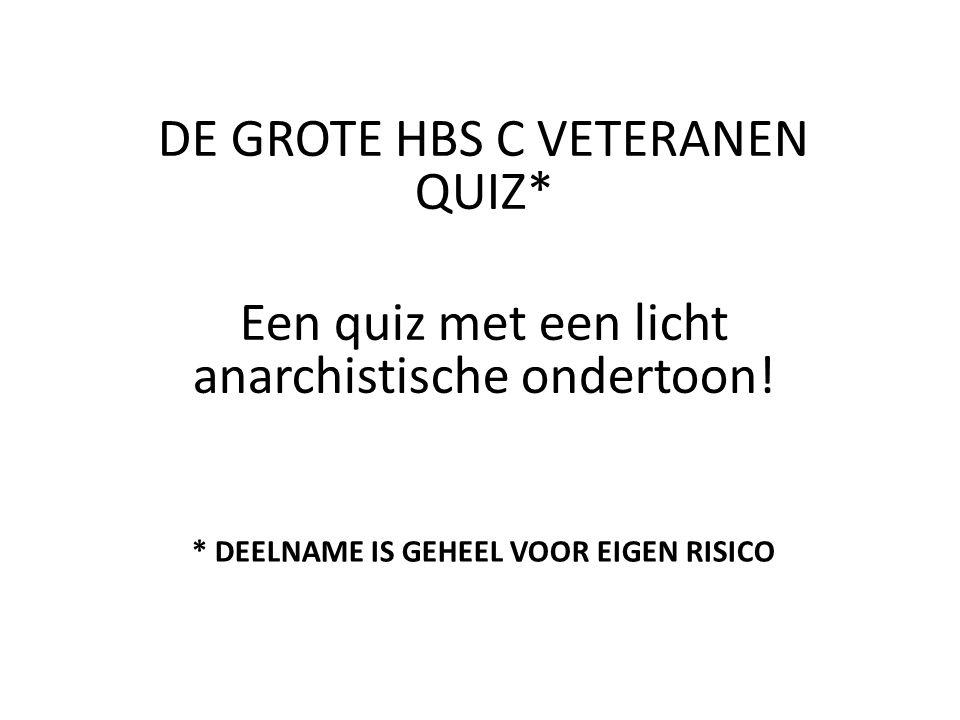17.Gooische successen In 2008 won HBS C het prestigieuze Hilversum Veteranen toernooi.