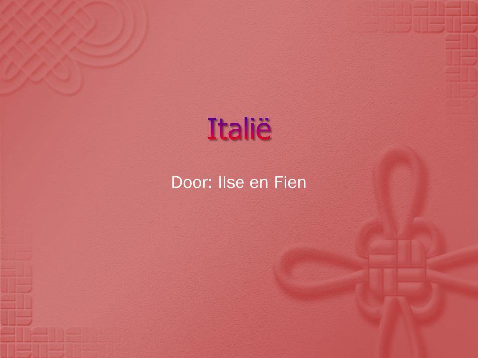Door: Ilse en Fien