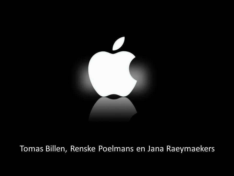 Tomas Billen, Renske Poelmans en Jana Raeymaekers