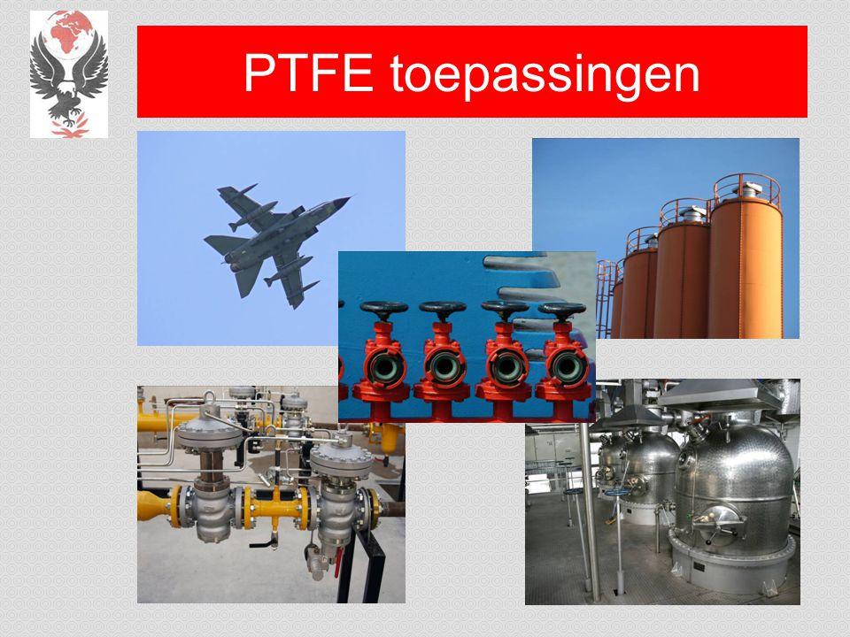 Eigenschappen Non-stick Lage wrijvingscoëfficiënt Non-wetting Hittebestendigheid Cryogeen stabiel Chemicaliënbestendig Isolerend