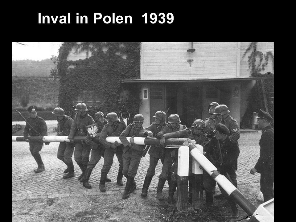 Sinds januari 1933 was Adolf Hitler Reichskanselier en trok alle macht naar zich toe. Hitler wilde de groeiende macht van Rusland breken en daarvoor m