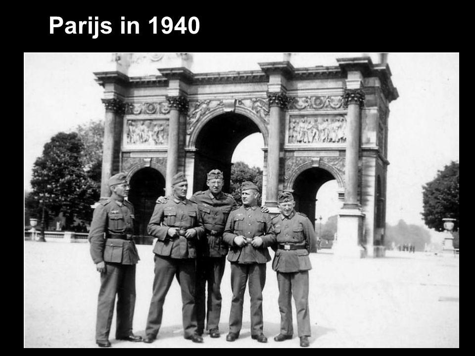 Parijs in 1940