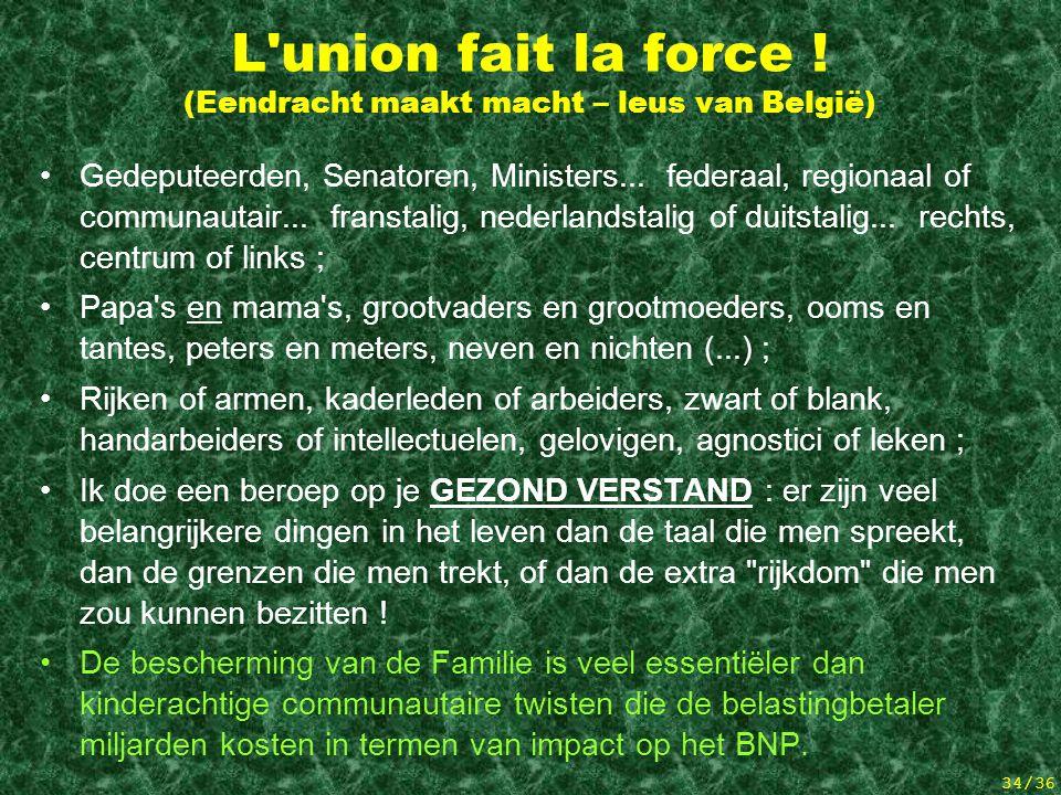 33/36 Wil België een Koninkrijk van de ouderontvoering worden ? Lijst van het vijftigtal landen dat www.patrick-garnier.net heeft bezocht op 06/01/200