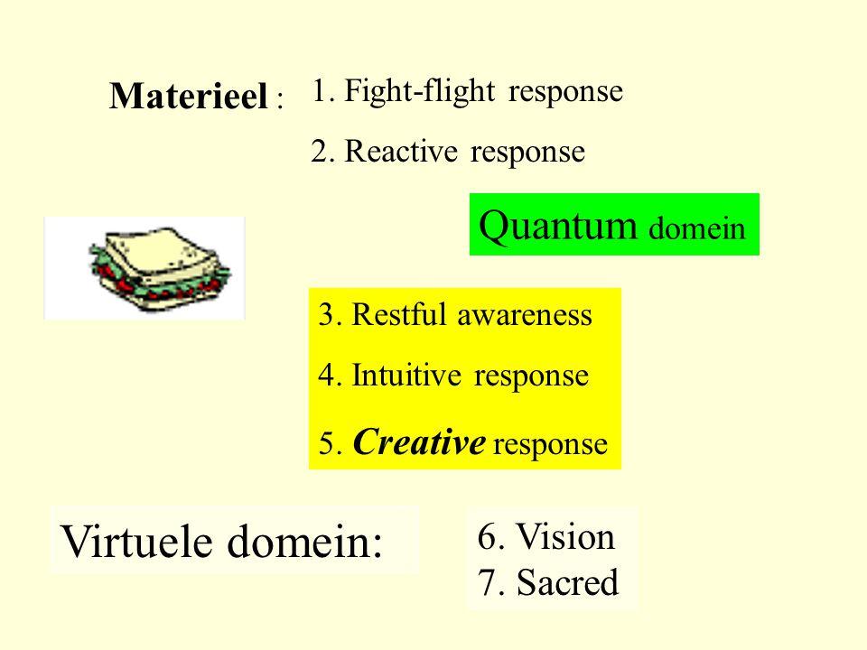 De helicopter in het quantum domein Quantum om de achtergrond te vinden