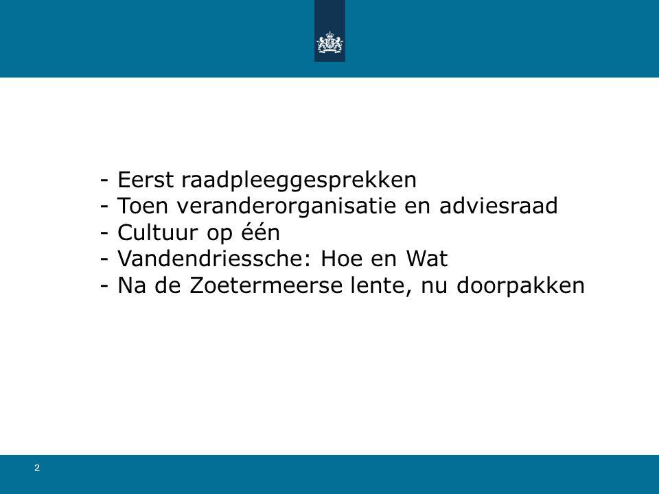 """Presentatie Dag van de Uitvoering """"Je moet maar durven!"""" Doorbreken van gedragspatronen Door Karel Huynen en Hayo van der Horst 20 juni 2013"""