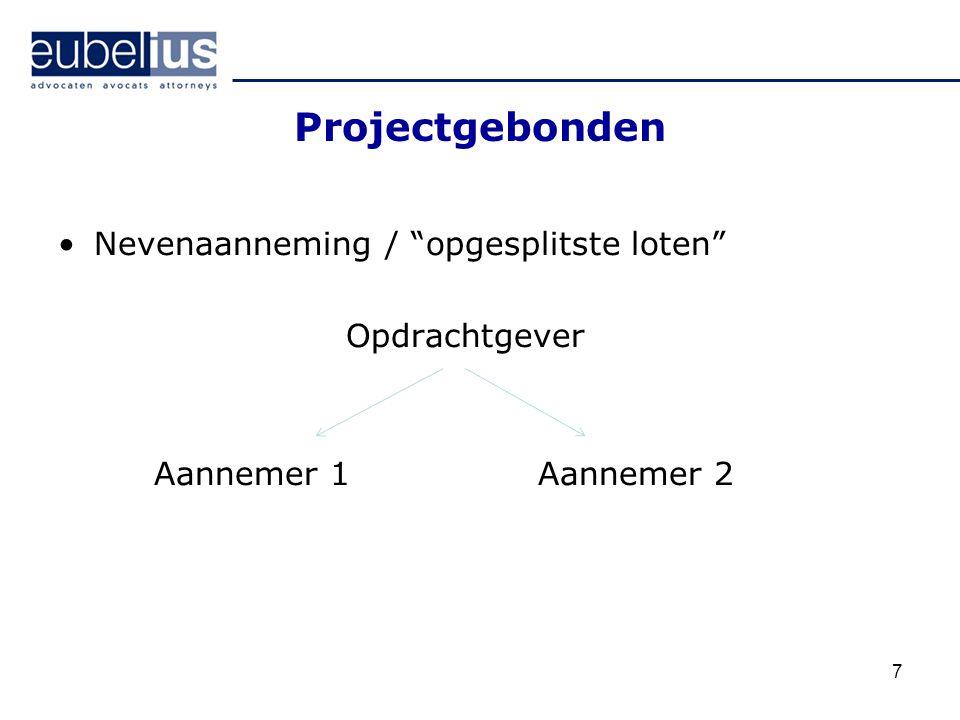 Eubelius Advocaten Rechtstreekse vordering Cass.