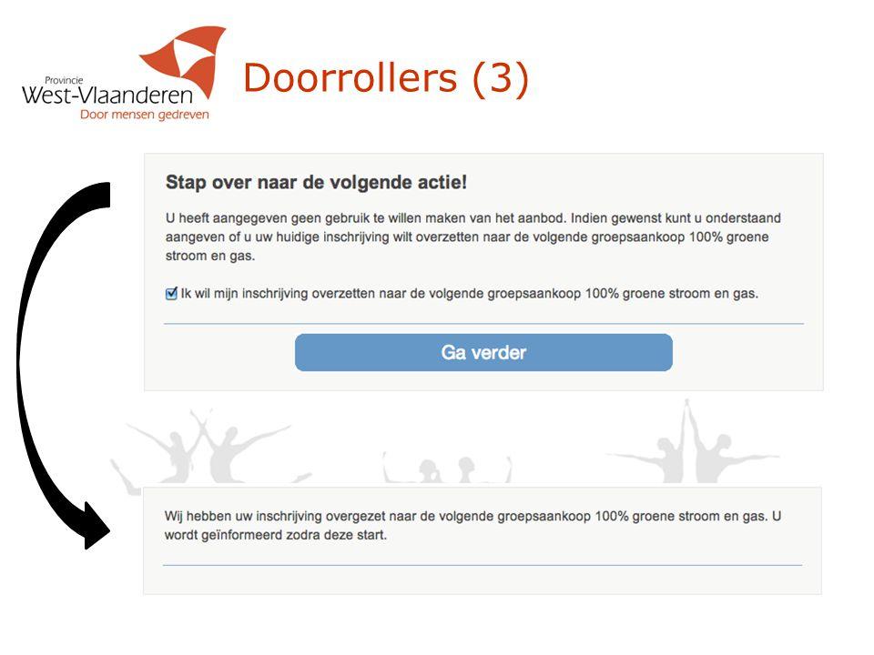 Doorrollers (3)