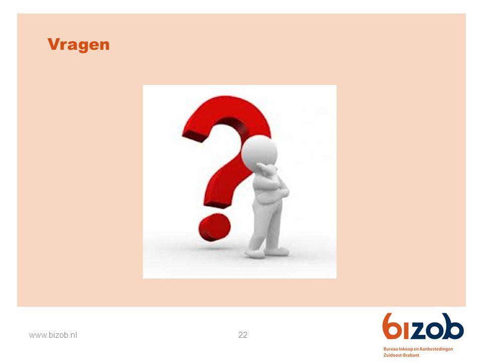 22 Vragen www.bizob.nl