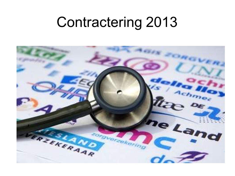 in juli 2012 aanleveren documenten/data/contracten etc...