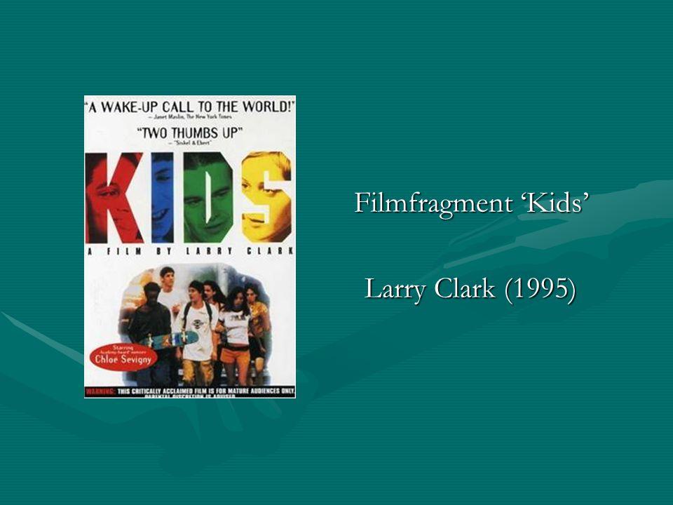 Filmfragment 'Kids' Larry Clark (1995)