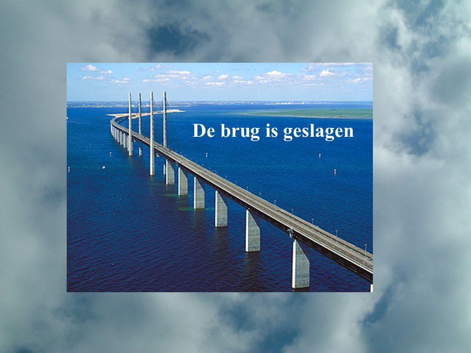 De brug is geslagen