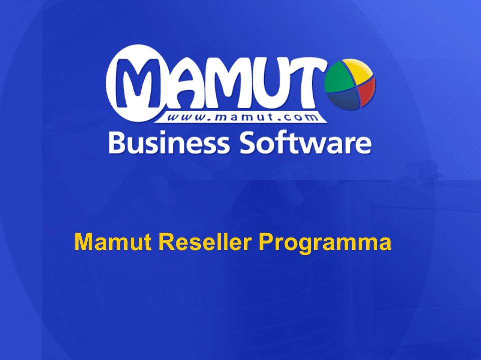 Mamut Reseller Programma