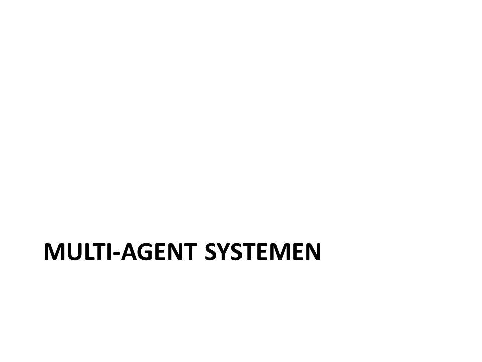 MULTI-AGENT SYSTEMEN