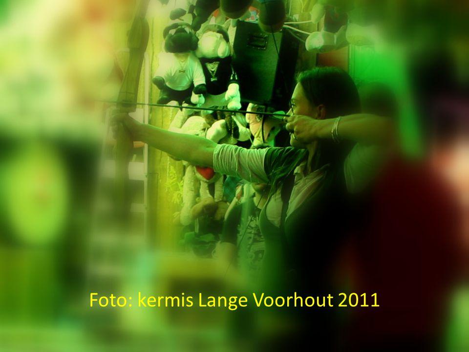Foto: kermis Lange Voorhout 2011