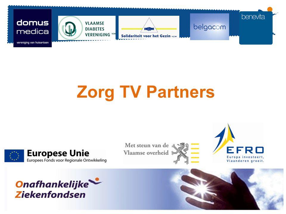 Réunion - Date 6 Zorg TV Partners