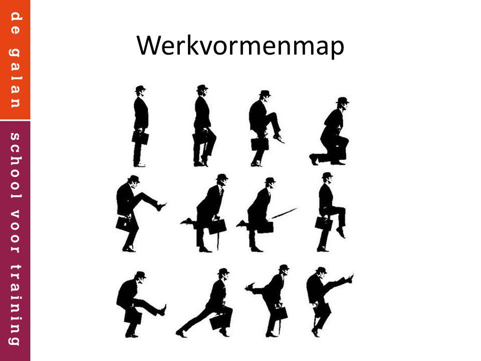 Werkvormenmap