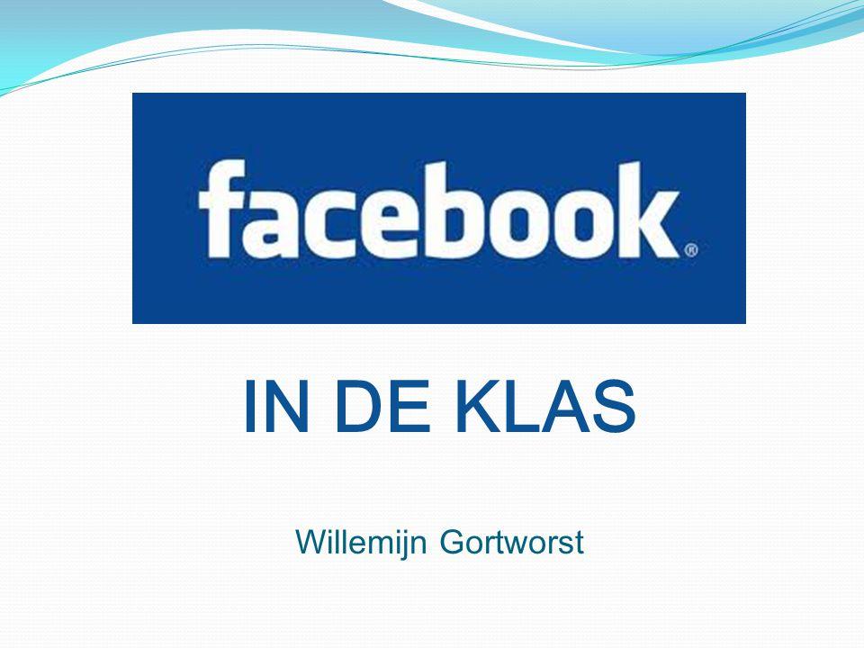 IN DE KLAS Willemijn Gortworst