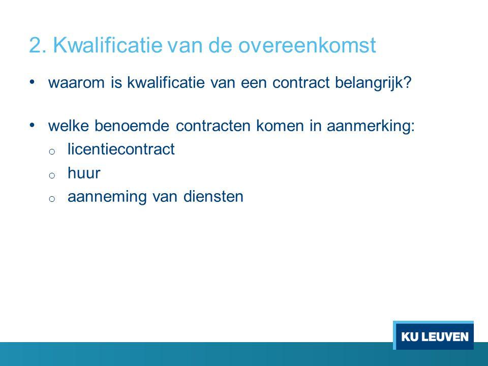 3.Contract governance Wie zijn de partijen.
