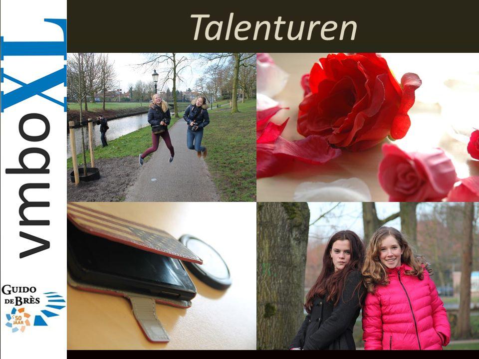Talenturen