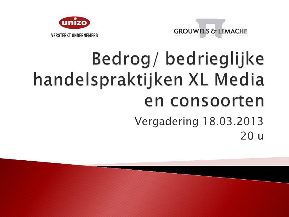  Reclameronselaar uit Sint-Truiden  Voorheen BPS, vervolgens BMS  Zaakvoerder: Dhr.