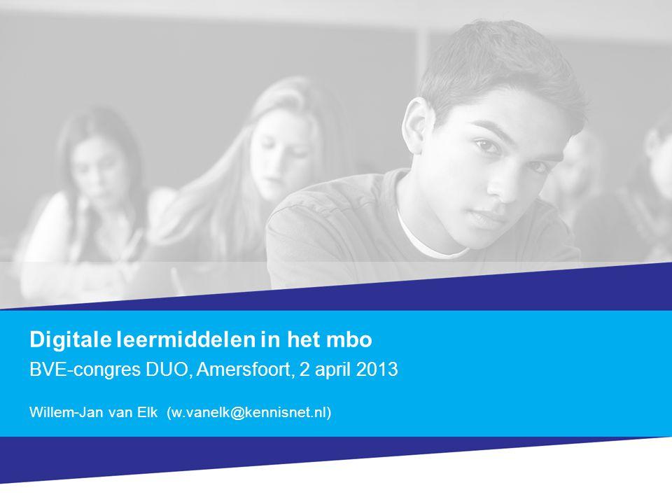 LiMBO: Pakket van Eisen Eisen gerelateerd aan de processen Eisen aan de ICT-ondersteuning Eisen aan de instellingen vraagsturing.