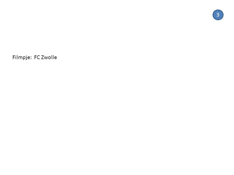 Filmpje: FC Zwolle 3