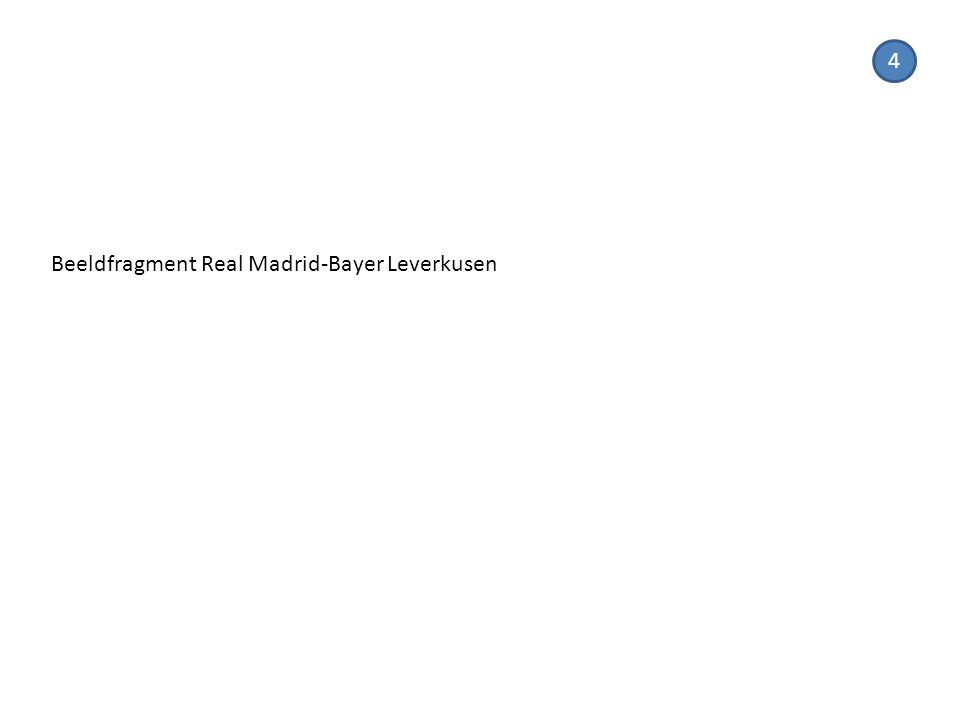 Beeldfragment Real Madrid-Bayer Leverkusen 4