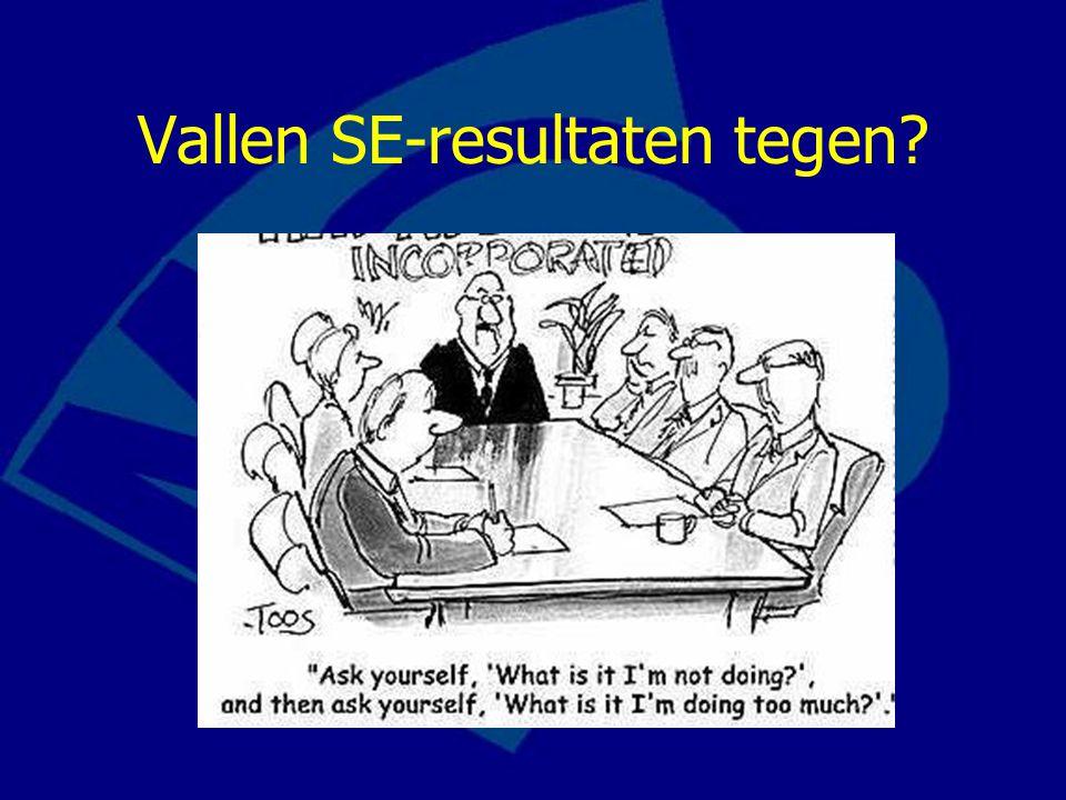 Vallen SE-resultaten tegen?