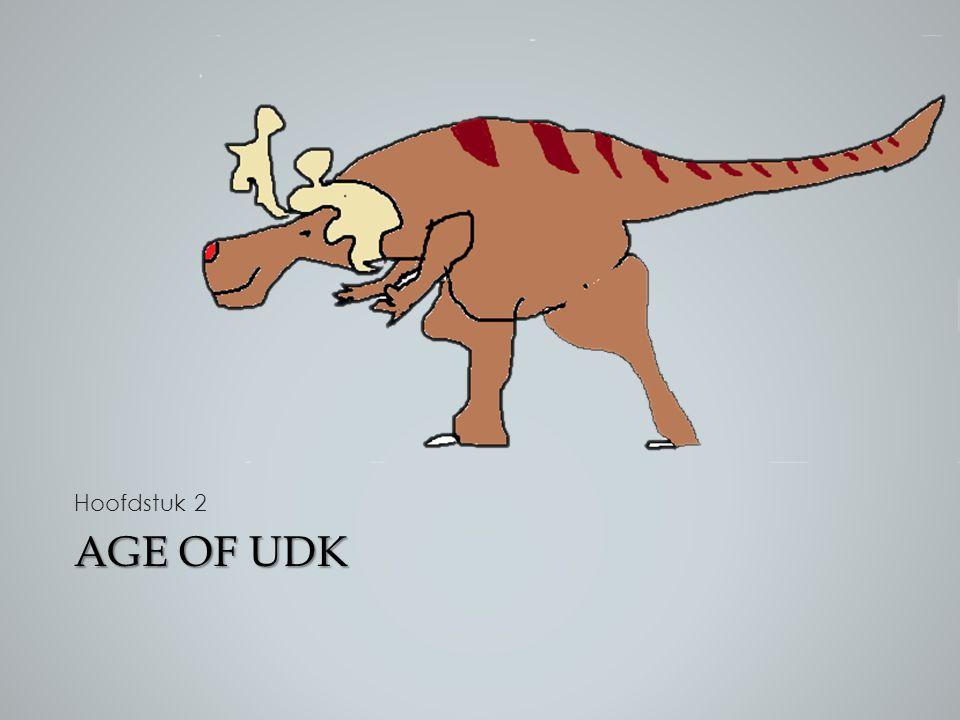 AGE OF UDK Hoofdstuk 2