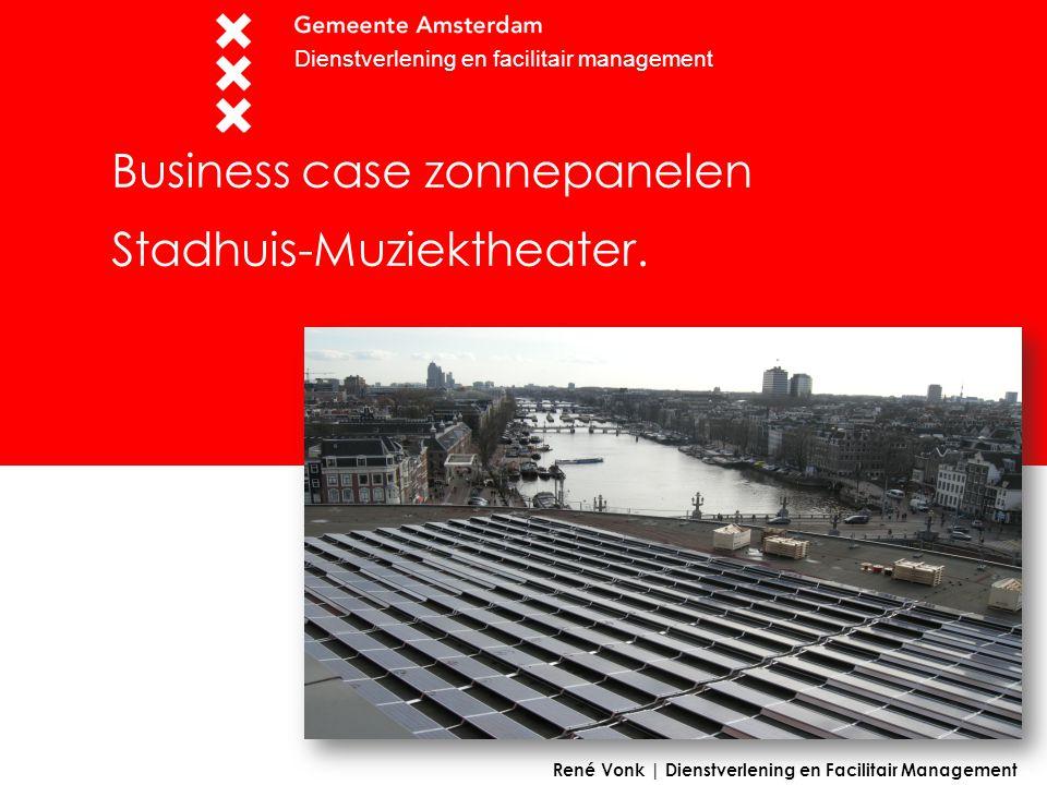 Business case zonnepanelen Stadhuis-Muziektheater.