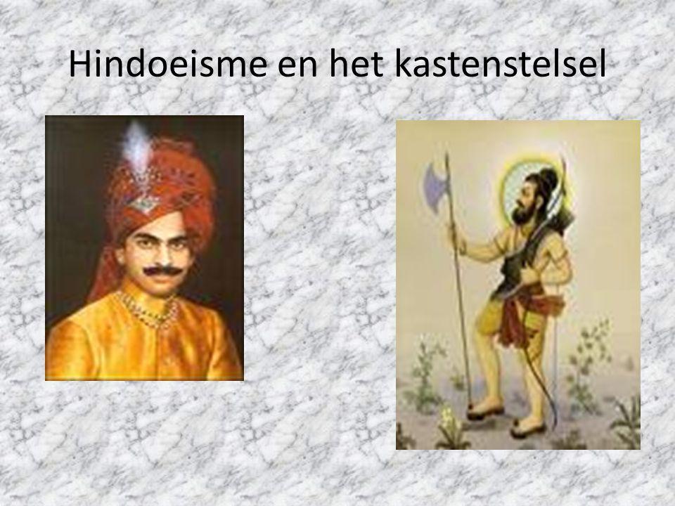 Hindoeisme en het kastenstelsel