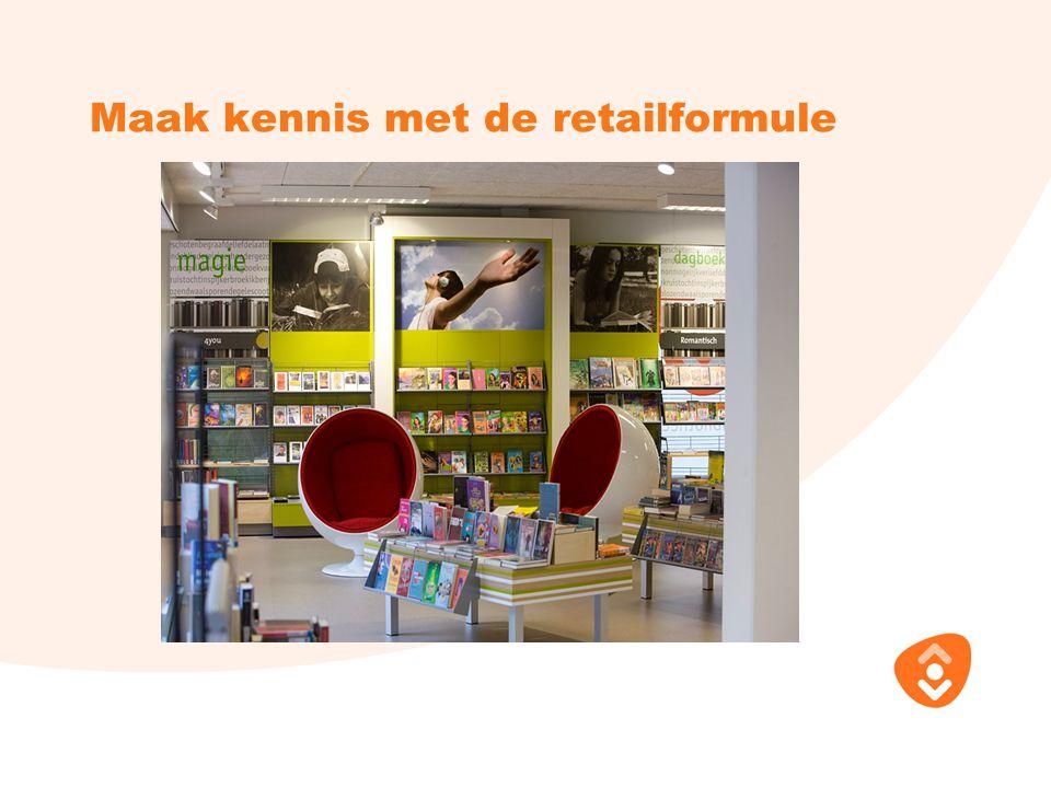 De bibliotheekwinkel Klant en klantprocessen centraal Vier hoofdprocessen Halen en brengen Verleiden Verrijken service
