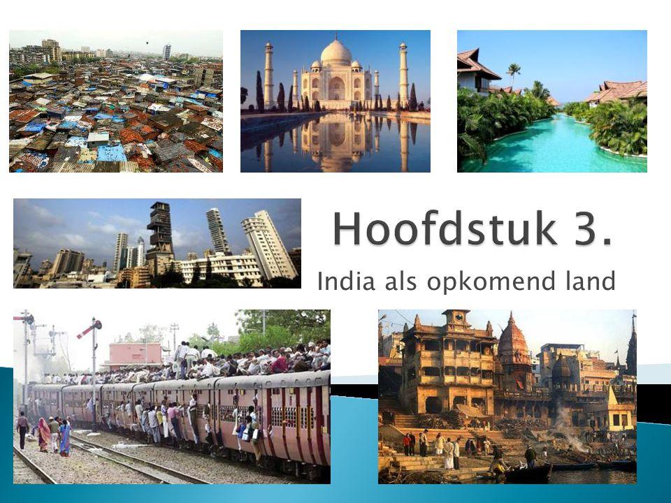 India als opkomend land