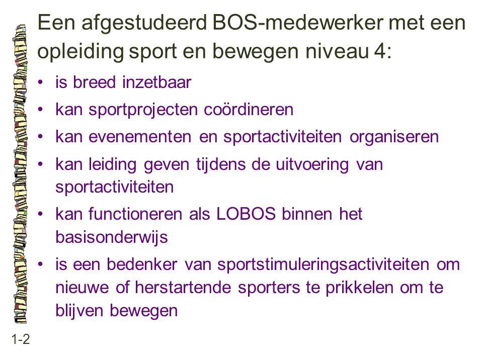 Sportstimuleringsbeleid: 5-7 landelijk provinciaal lokaal