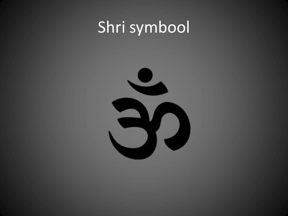 Shri symbool