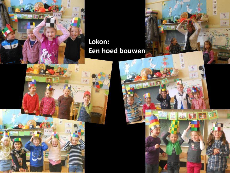 Lokon: Een hoed bouwen