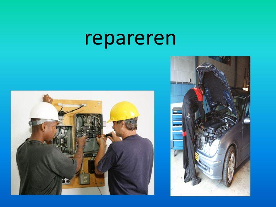 repareren