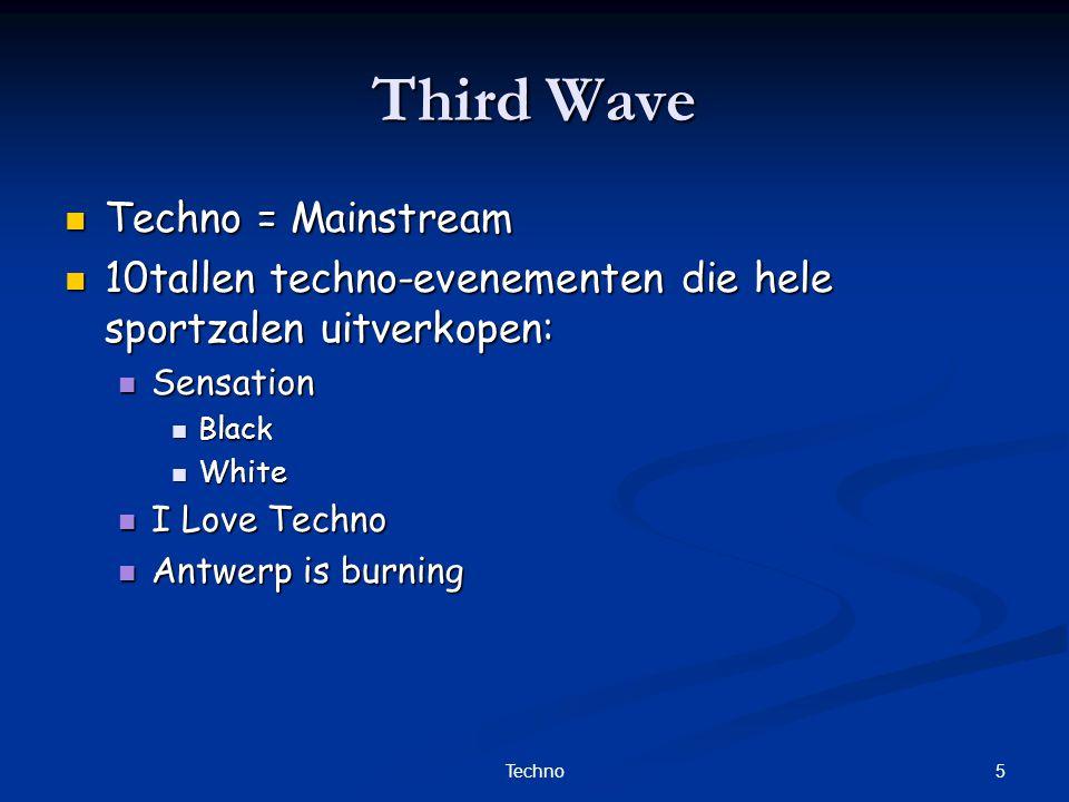 6Techno I LOVE TECHNO