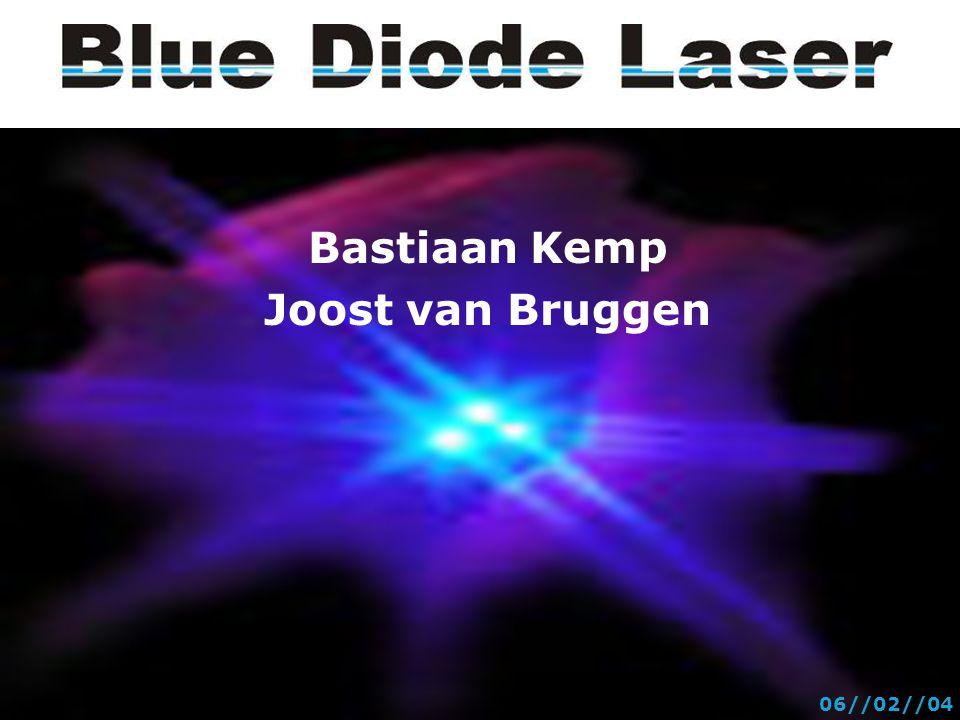 Bastiaan Kemp Joost van Bruggen 06//02//04