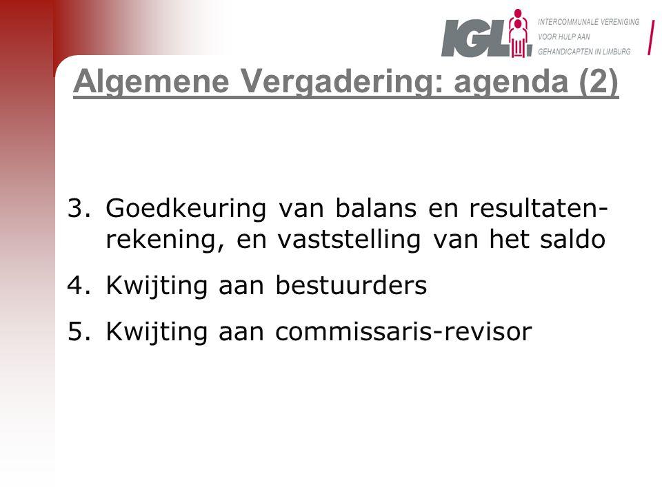 Logistiek en infrastructureel beleid: Investeringen Meubilair en uitrusting –Kasten Spar 2 (Zonhoven).