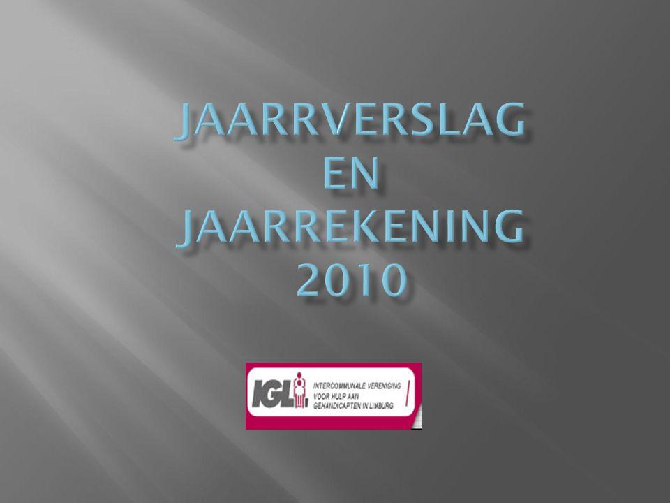 Strategisch jaarplan 2010: resultaten Paul Geypen – 6 mei 2011