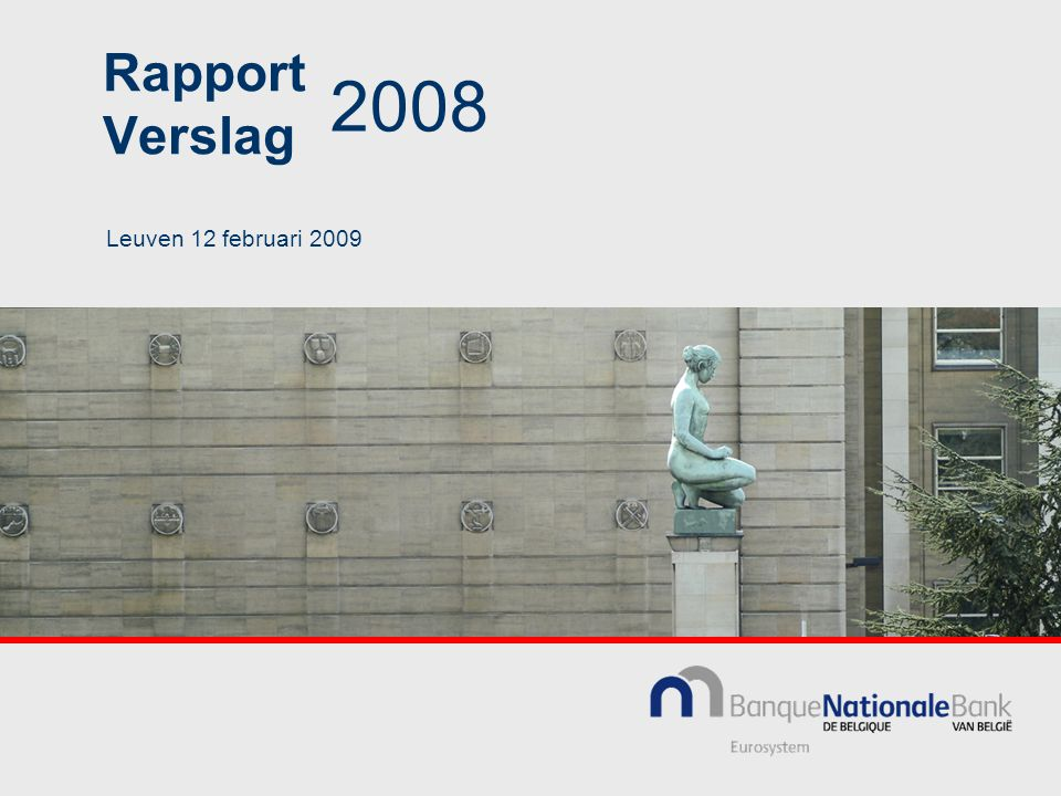 Rapport Verslag Leuven 12 februari 2009 2008