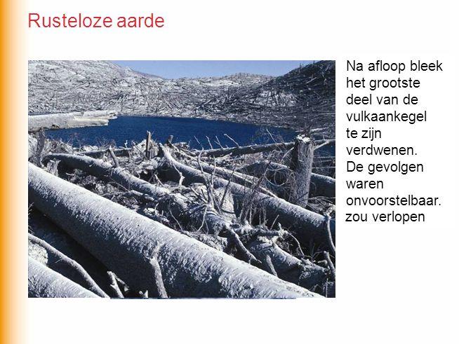 Platentekoniek bepaalt het vulkanisme.
